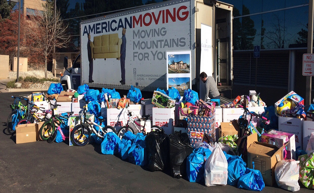 American Moving Charity